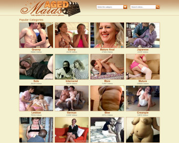 agedmaids.com